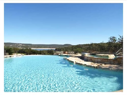 Great Place to stay Great Hill Country Condo With Resort Style Pool and Amenities near Jonestown