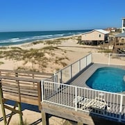 Private Pool, Beach Front 7 BR, 7.5 BA Gorgeous!