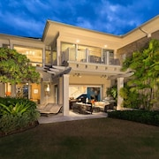 Pristine - 3 bd Palm Villa - Four Seasons Hualalai