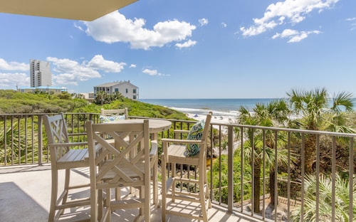 Newly Renovated Gulf Front Condo With Pool in Seagrove, 2 Bikes!