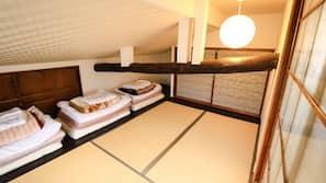 2 bedrooms, desk, free WiFi