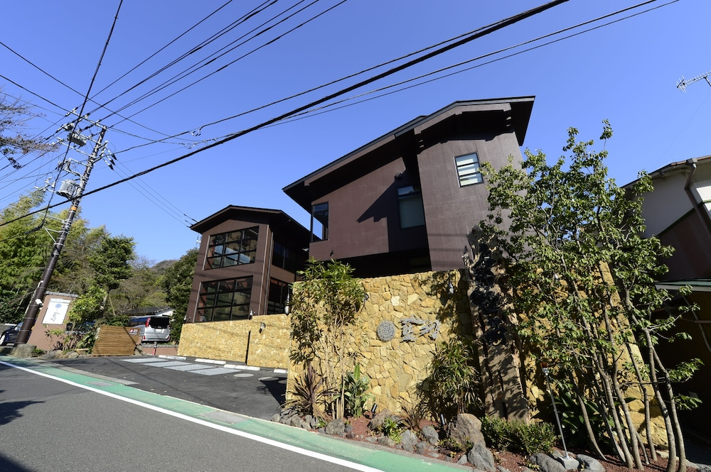 Front of Property, Hakone Airu