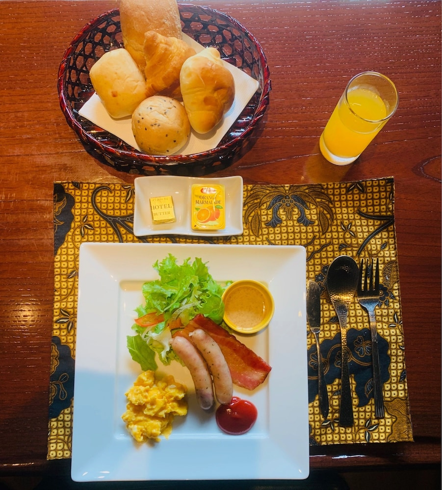 Breakfast Meal, Hakone Airu