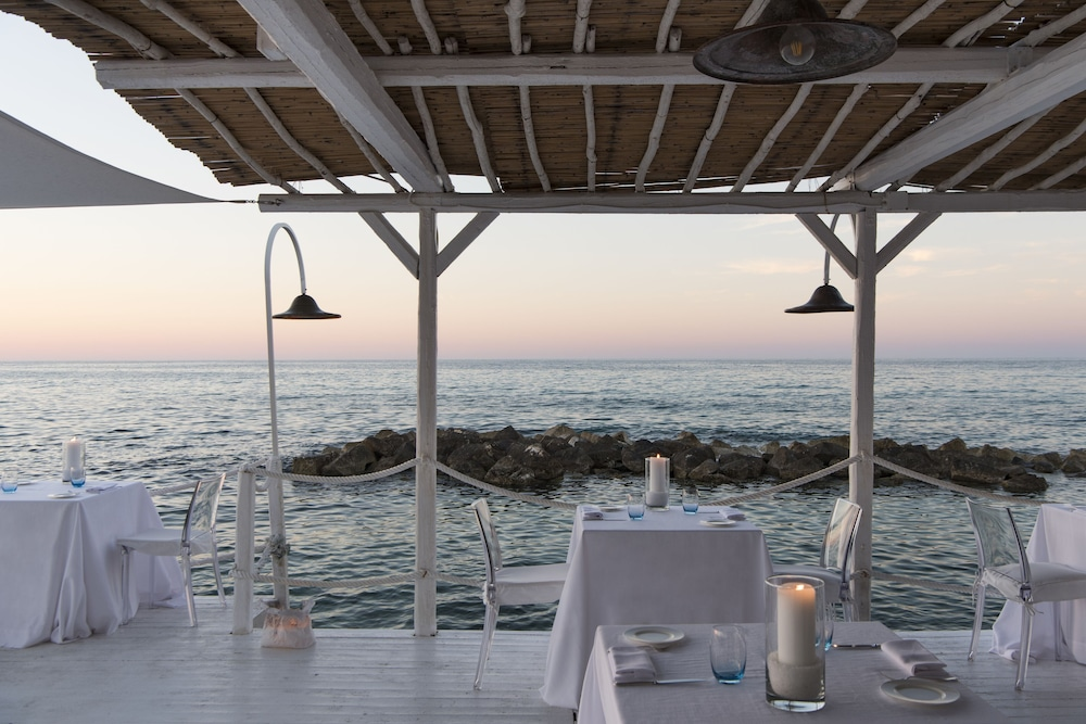 Outdoor Dining, La Peschiera