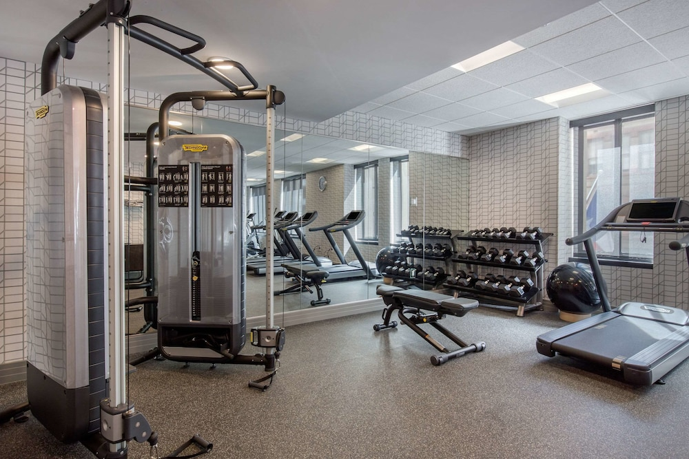 Fitness Facility, Cambria Hotel Downtown Dallas
