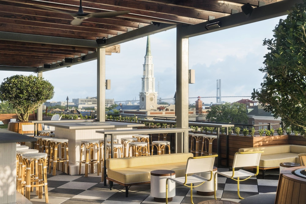 Terrace/Patio, Perry Lane Hotel, A Luxury Collection Hotel, Savannah