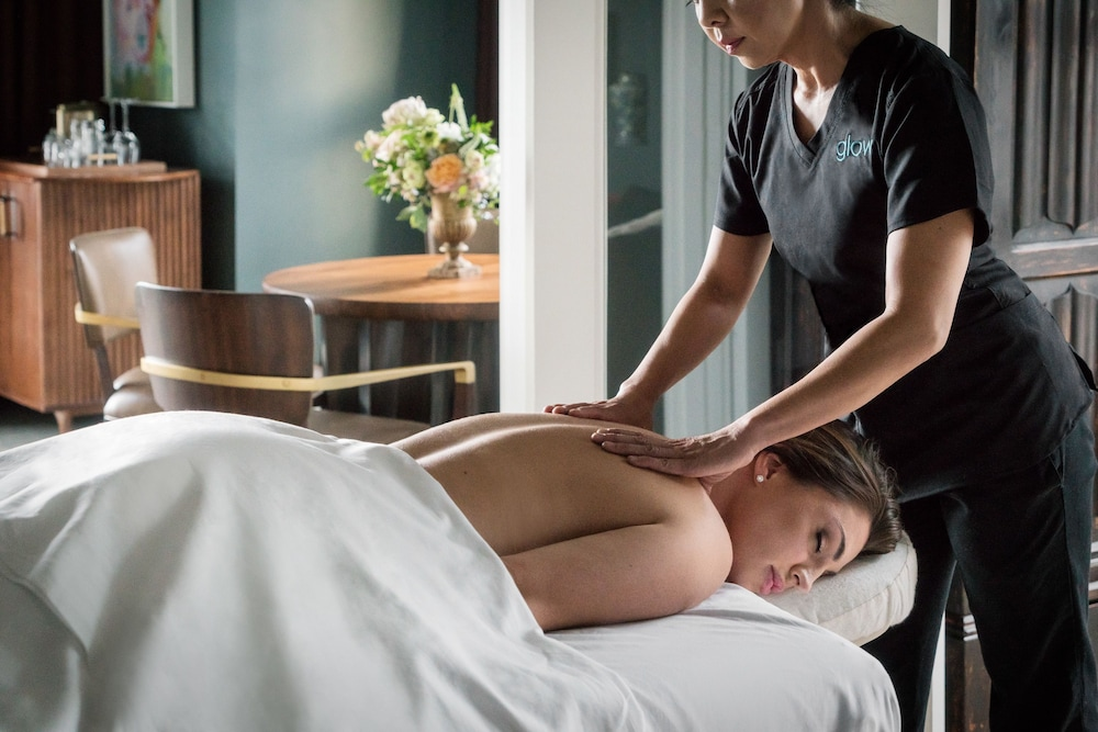 Spa Treatment, Perry Lane Hotel, A Luxury Collection Hotel, Savannah