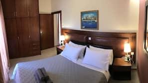 1 Schlafzimmer, Zimmersafe, Bügeleisen/Bügelbrett, kostenloses WLAN