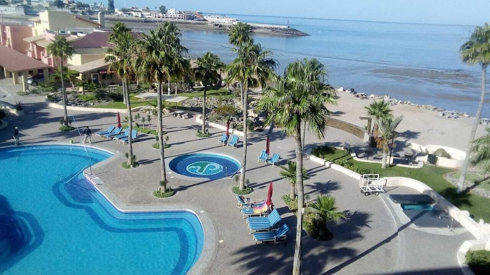 Pool, Beautiful One Bedroom Condo At Marina Pinacate