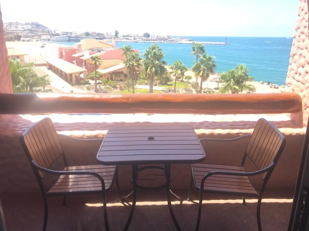 Balcony, Beautiful One Bedroom Condo At Marina Pinacate