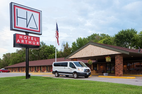 Great Place to stay Hotel Arthur near Glenwood