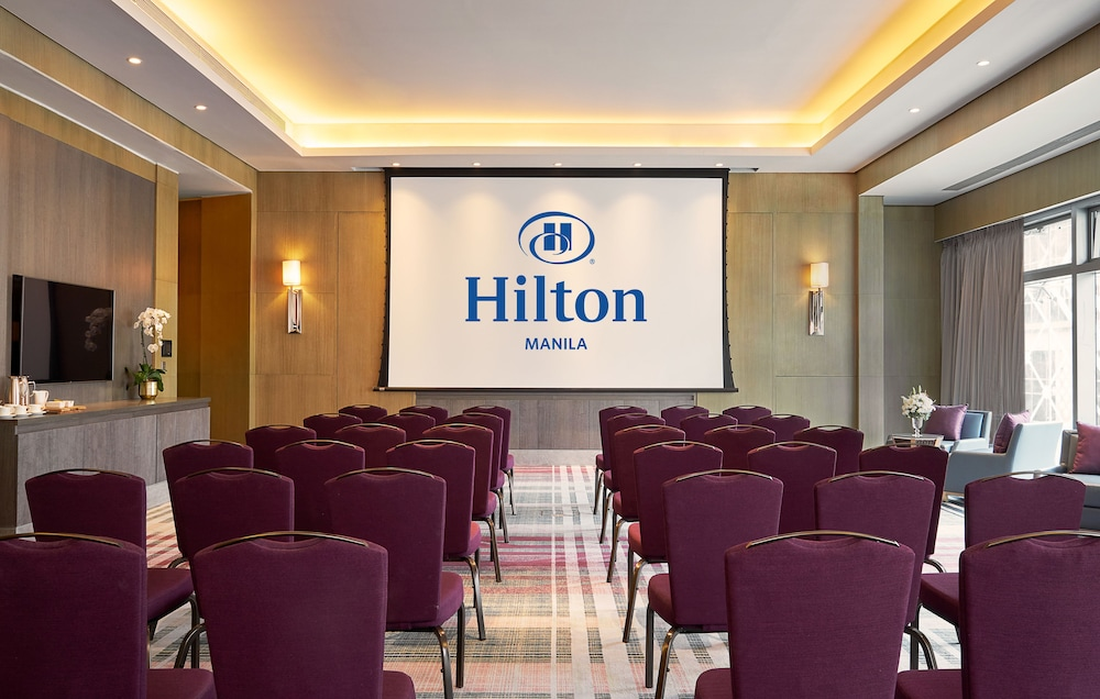 Meeting Facility, Hilton Manila