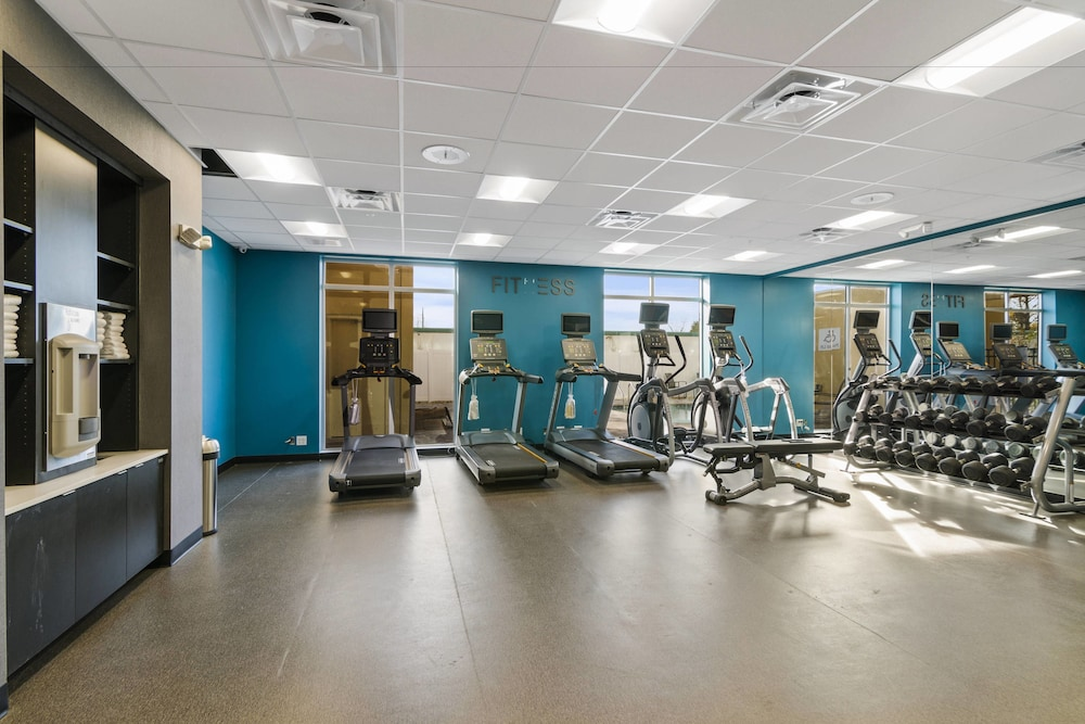 Fitness Facility, Fairfield Inn & Suites by Marriott St Petersburg North