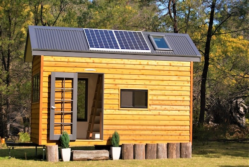 Christopher Tiny House