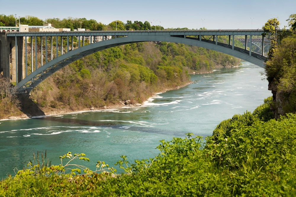 View from Property, Hyatt Place Niagara Falls
