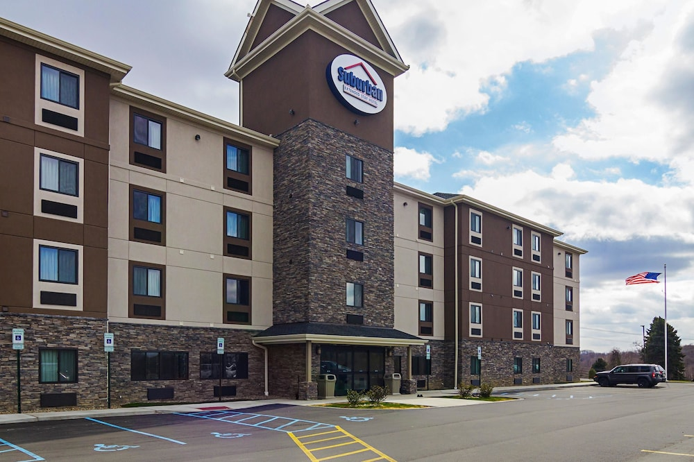 Exterior, Suburban Extended Stay Hotel