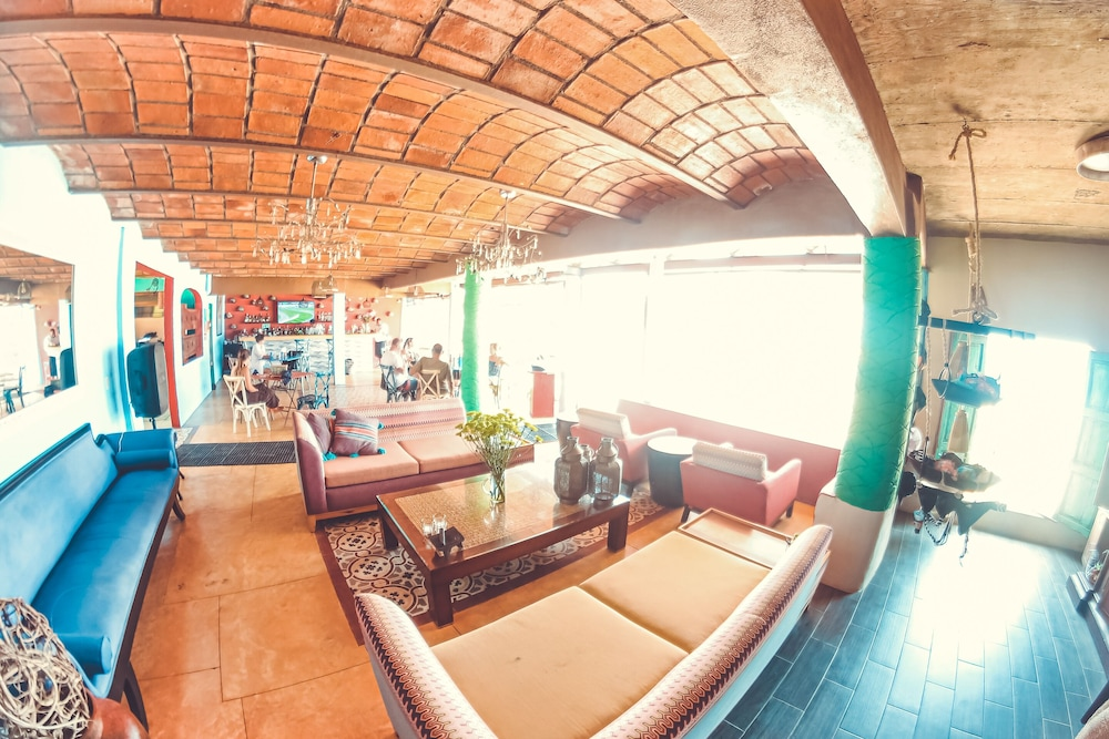 Lobby Sitting Area, Hotel Peix Sayulita & Beach Club