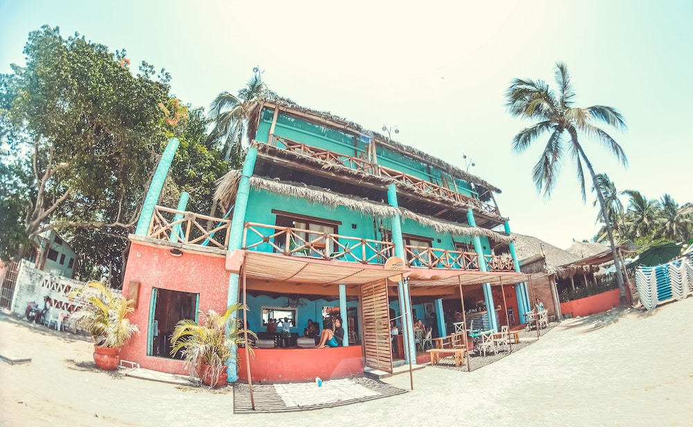 Front of Property, Hotel Peix Sayulita & Beach Club