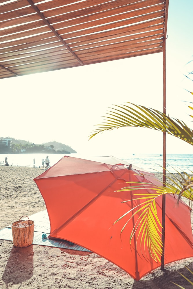 Beach Bar, Hotel Peix Sayulita & Beach Club