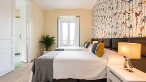 4 Schlafzimmer, kostenloses WLAN, Bettwäsche