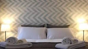 3 slaapkamers, een strijkplank/strijkijzer, gratis wifi