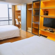 Yumi Apartment-Haizhu Hesheng Plaza