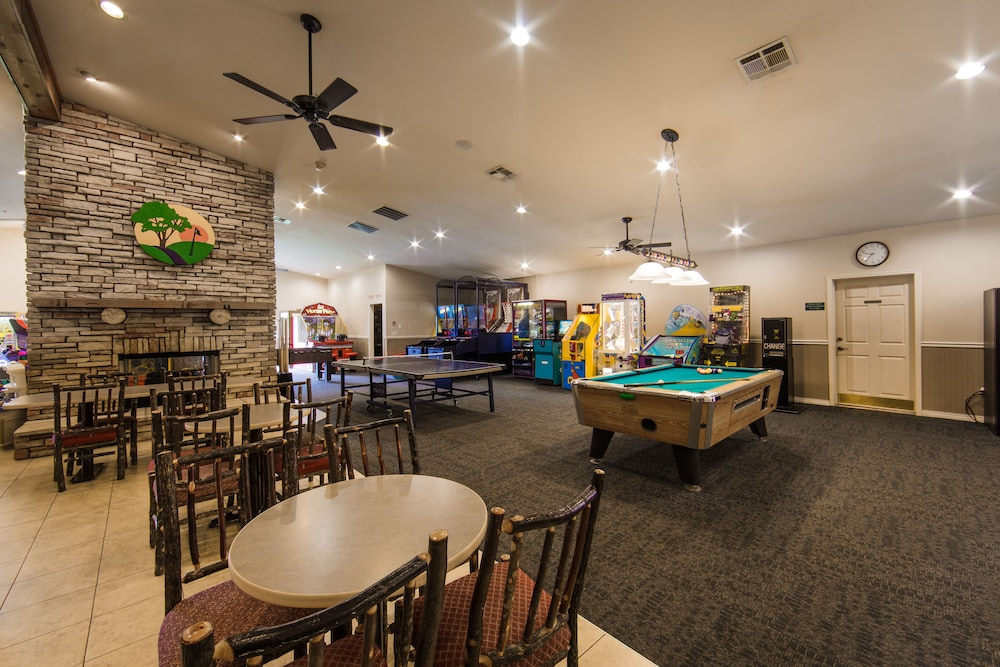 Game Room, Holiday Inn Club Vacations Holiday Hills Resort