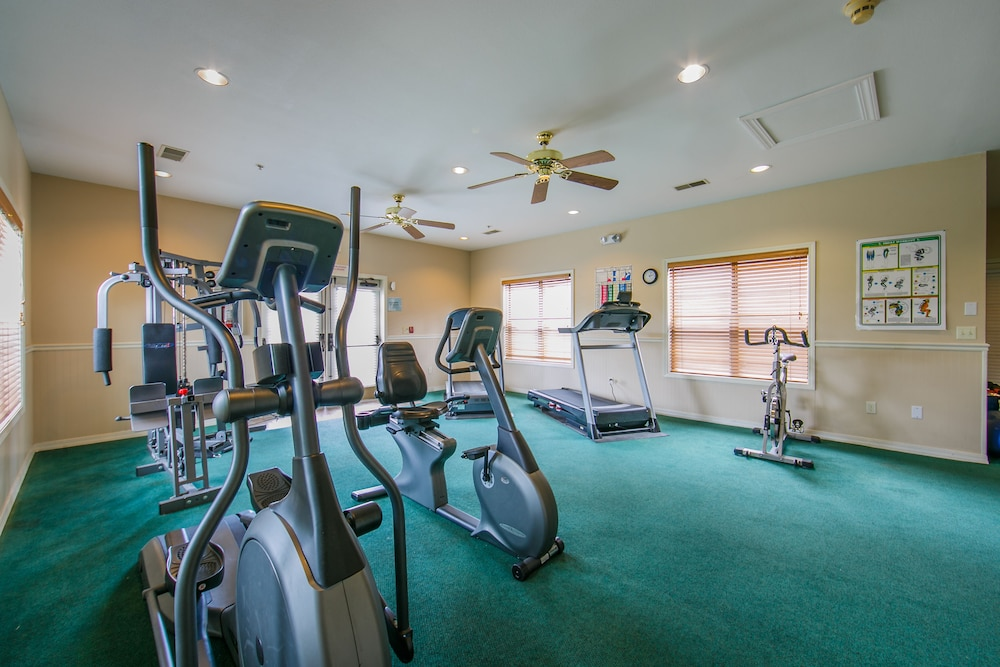 Fitness Facility, Holiday Inn Club Vacations Holiday Hills Resort