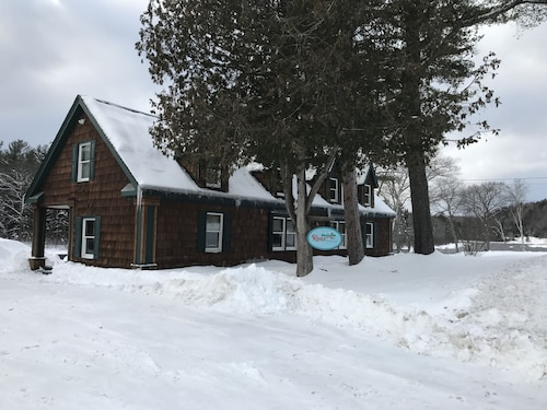 River House in West Forks- Snowmobile Destination on ITS 86 & 87!