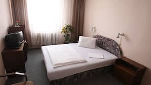 1 soveværelse, mørklægningsgardiner, gratis Wi-Fi, sengetøj