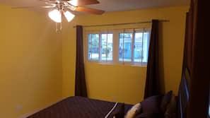 1 개의 침실, 책상, 다리미/다리미판, 무료 WiFi