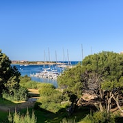 Terrace Smeralda, Attic Just a Stone's Throw From the Porto Cervo- Parking Piazzetta