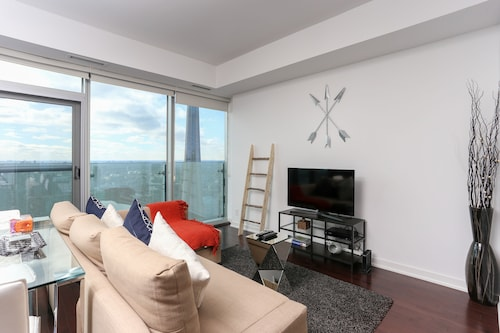 Check Expedia for Availability of Platinum Suites - Breathtaking CN Tower View