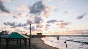 In Strandnähe, Strandtücher