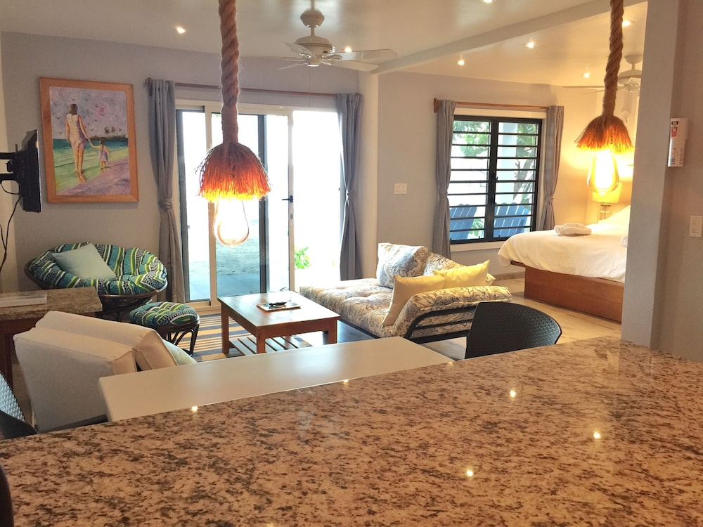 Living Area, Maya Beach Hotel