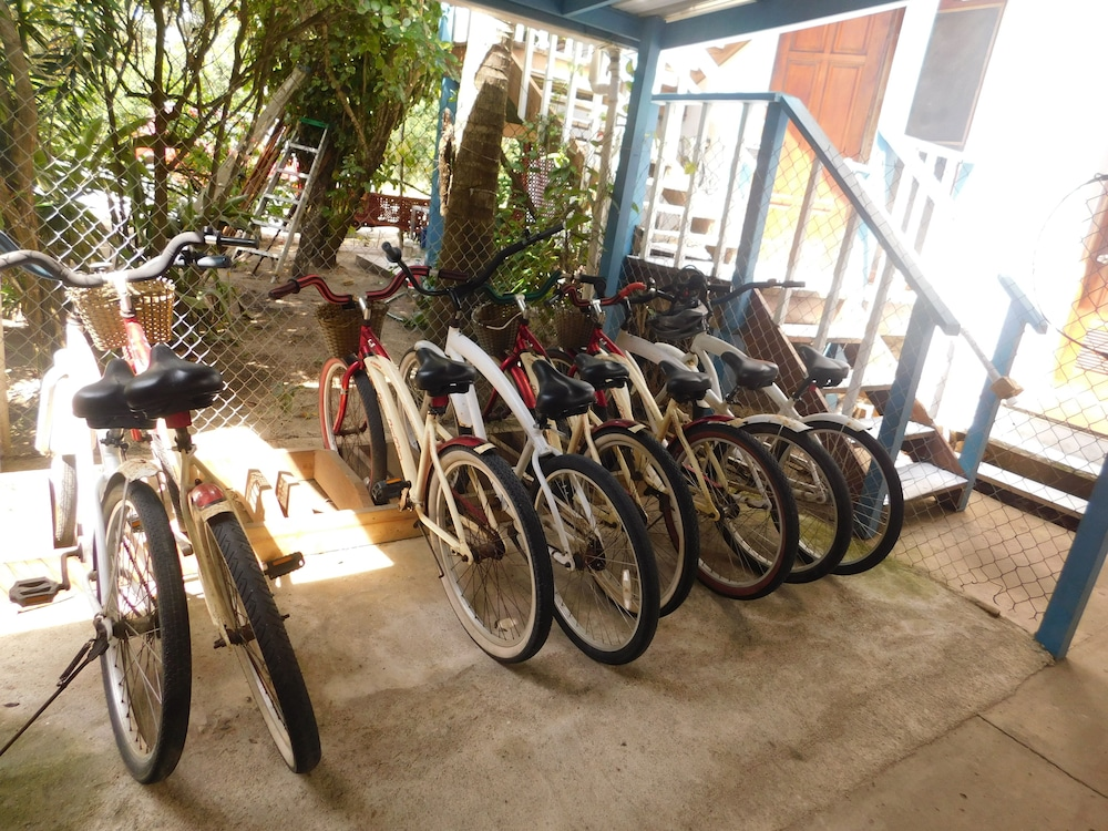 Bicycling, Maya Beach Hotel