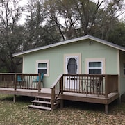 Osceola Forest Cabin Rentals Free ATV Trails