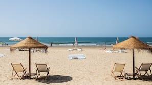 Ubicación a pie de playa y pesca