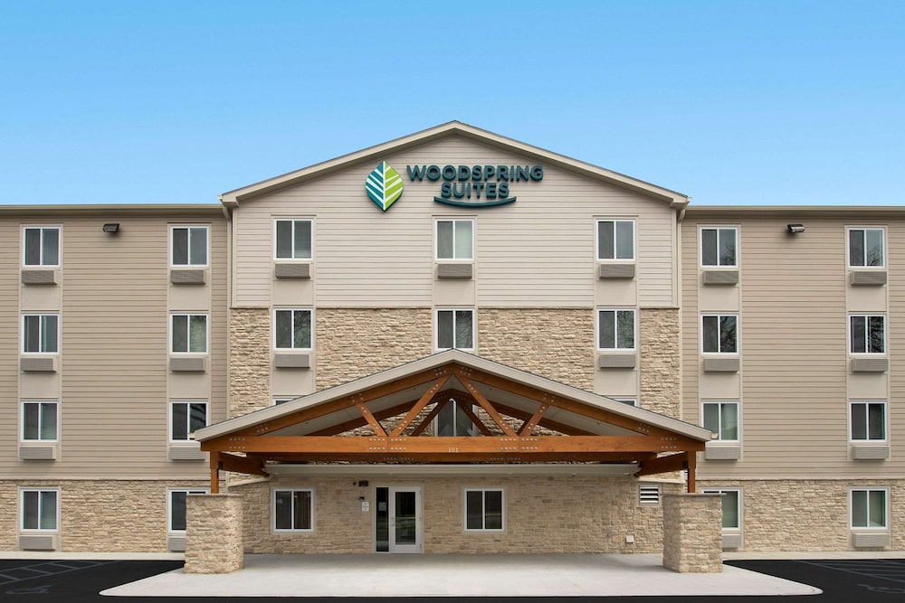 Featured Image, WoodSpring Suites Providence