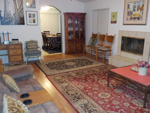Great Place to stay 4 Bedroom Home With Queen-size Beds AND Game Room! near La Quinta