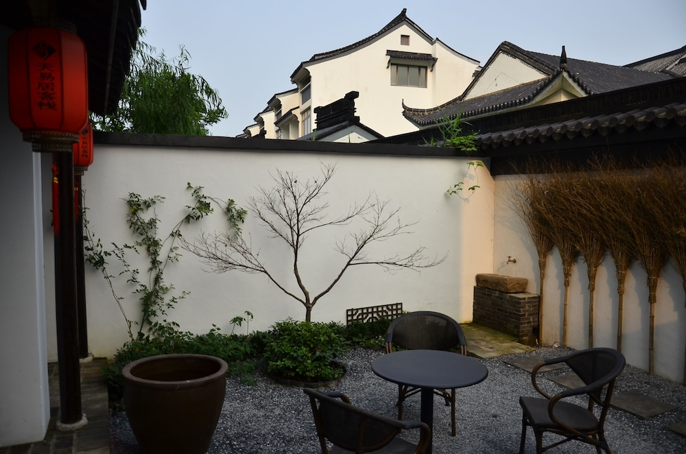Terrace/Patio, Suzhou Tianyiju Xishan Branch