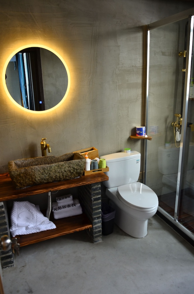 Bathroom, Suzhou Tianyiju Xishan Branch
