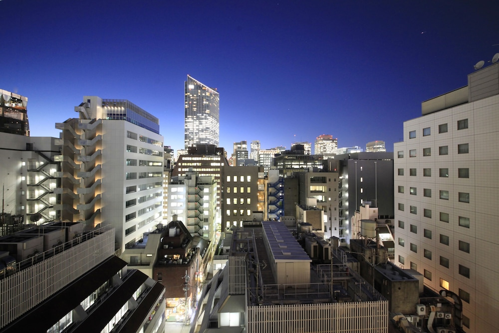 Candeo Hotels Tokyo Shimbashi In Tokyo Hotel Rates Reviews On Orbitz