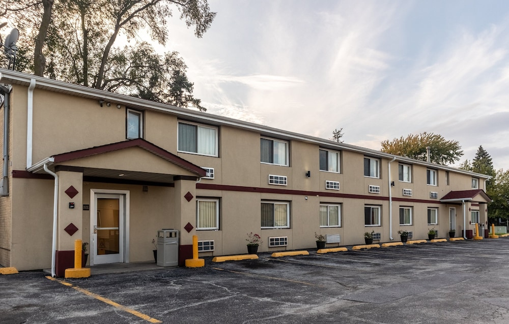 Exterior, Red Roof Inn Chicago - Alsip
