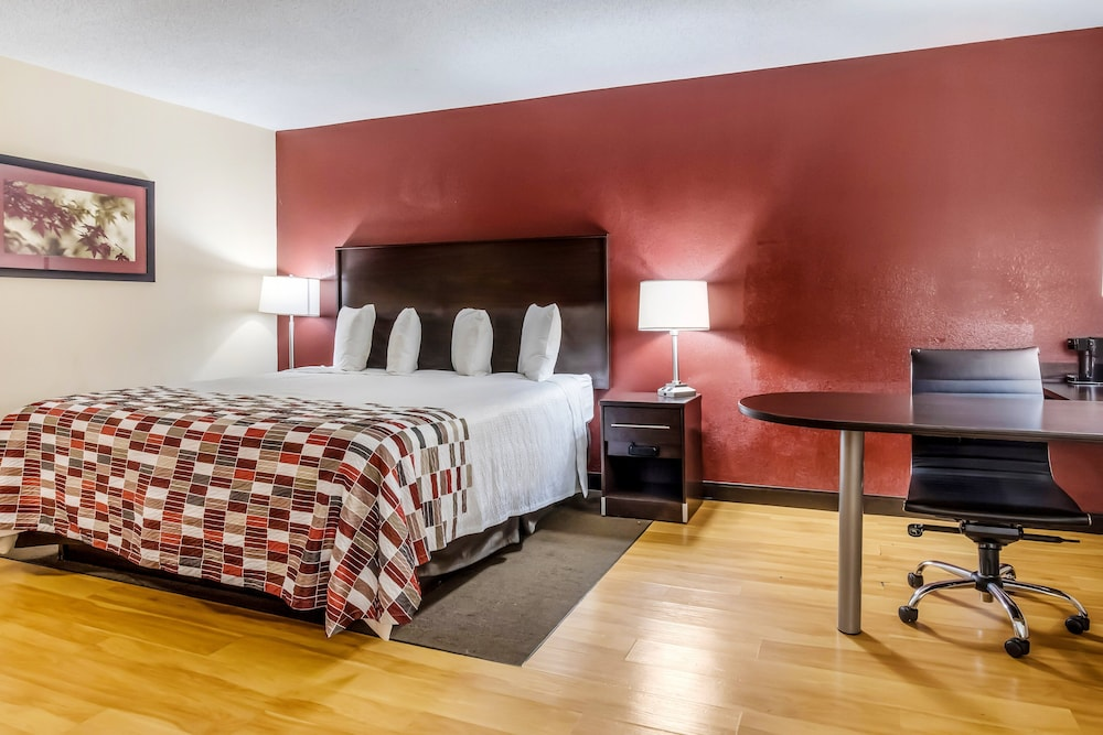 Room, Red Roof Inn Chicago - Alsip