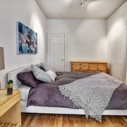 One Bedroom Apartment near Laurier Park offered by Short Term Stays