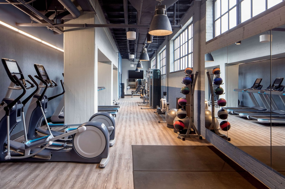Fitness Facility, Holston House Nashville - in the Unbound Collection by Hyatt