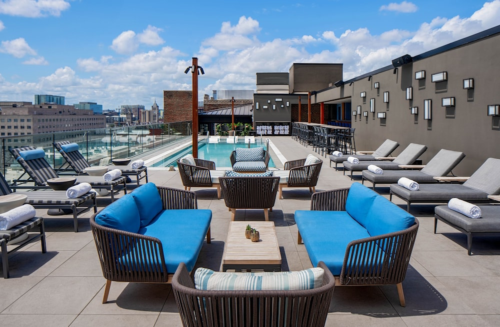 Terrace/Patio, Holston House Nashville - in the Unbound Collection by Hyatt