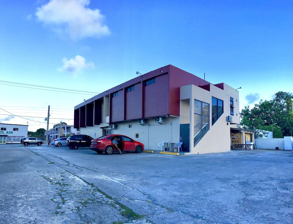 Front of Property, Guam Business Motel