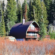 Moose Manse by Mount Majestic